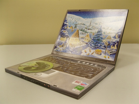 13_Chocolate Laptop