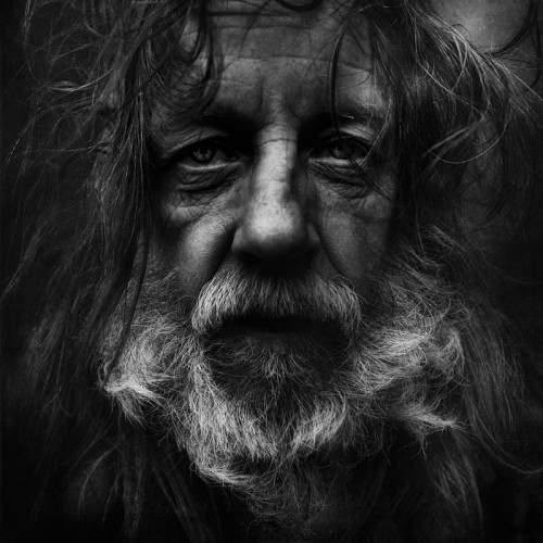 14_Homeless Portraits by Lee Jeffries