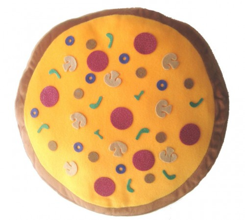 15_Pizza Plush Pillow