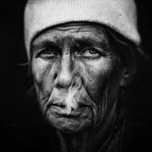 16_Homeless Portraits by Lee Jeffries