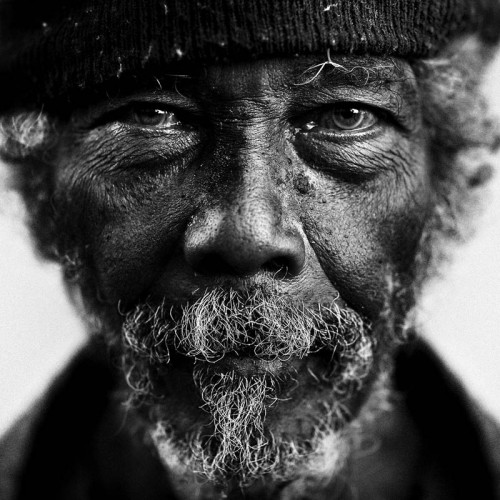 17_Homeless Portraits by Lee Jeffries