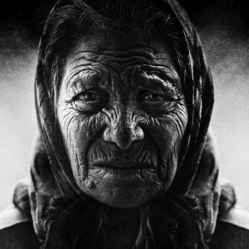 18_Homeless Portraits by Lee Jeffries