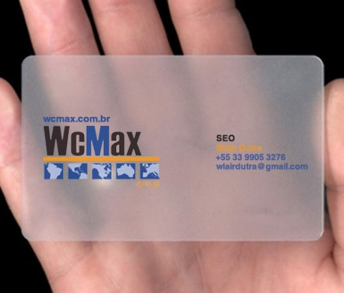 18_WCmax Group Business Card