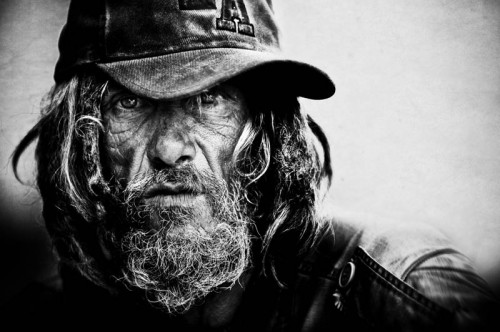 19_Homeless Portraits by Lee Jeffries