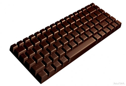 21_Chocolate Keyboard