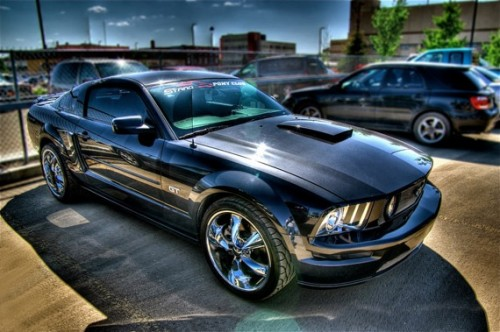 23_Ford Mustang GT