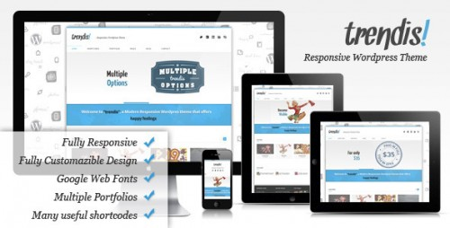 24_Trendis Responsive Wordpress Theme
