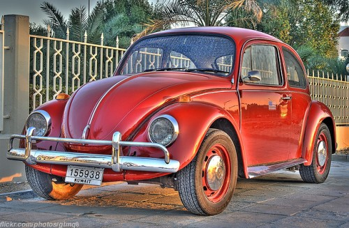 26_Red Beetle HDR
