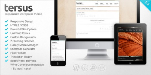 28_Tersus - Responsive WordPress Theme