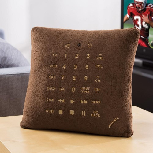 2_Universal Remote Control Soft Pillows Design