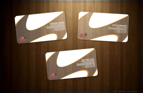 2_Vojvodina Business Cards