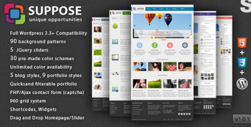 32_Suppose - Premium Wordpress Theme