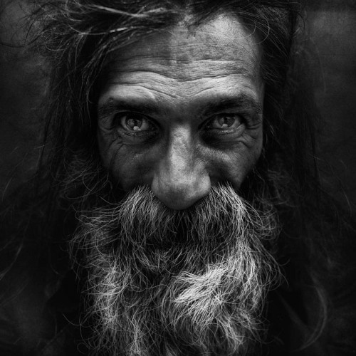 3_Homeless Portraits by Lee Jeffries