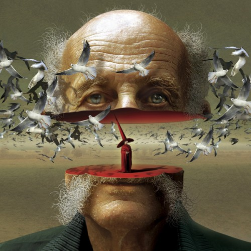 3_Surreal Artworks by Igor Morski