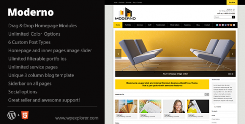 46_Moderno Corporate WordPress Theme