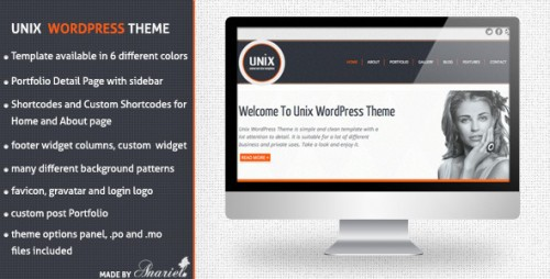 48_Unix Universal Premium WordPress Theme