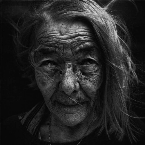 4_Homeless Portraits by Lee Jeffries