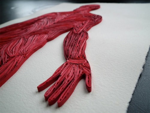 4_Quilled Paper Anatomy