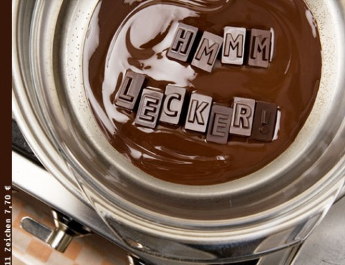 5_Chocolate Typeface