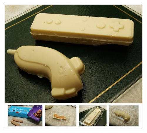 6_Chocolate Wii Controller