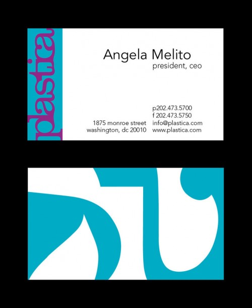 6_Plastica Business Card