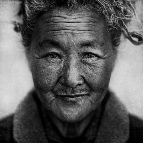7_Homeless Portraits by Lee Jeffries