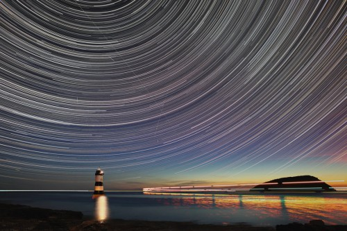 7_Penmon Point Star Trail Final