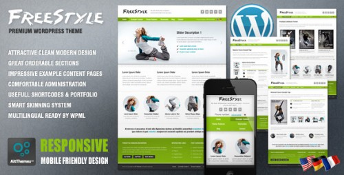 8_Freestyle Responsive Wordpress Theme