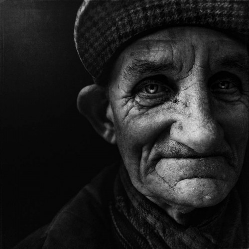 8_Homeless Portraits by Lee Jeffries
