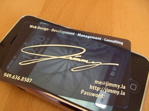 9_Business Card by Xenocom