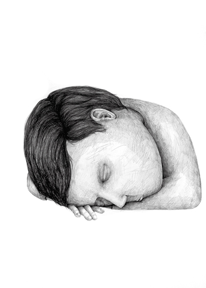 11_Drawings by Stefan Zsaitsits