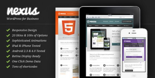 11_Nexus - Responsive Business WordPress Theme