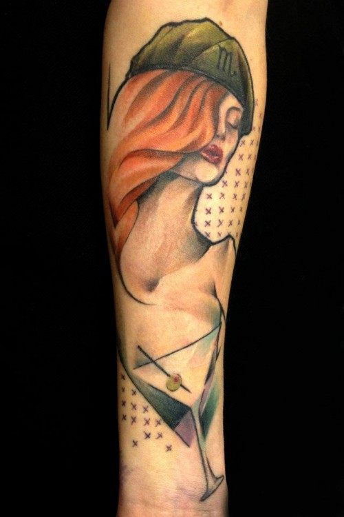 15_Tattoos by Marie Kraus