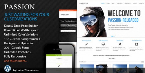 19_Passion Reloaded Responsive WordPress Theme
