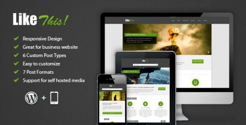 28_LikeThis Wordpress Theme