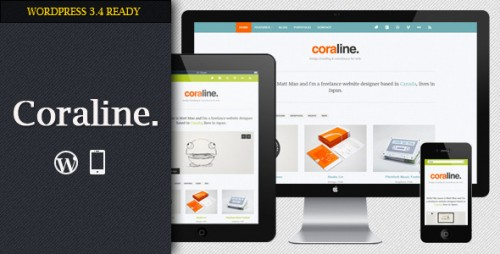 36_Coraline Ajax And Responsive WordPress Theme