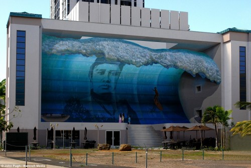 3_3D Murals by John Pugh