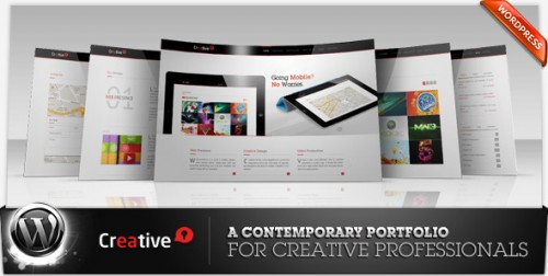 40_Creative Portfolio - Wordpress