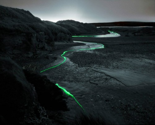 4_Light Trail Photographs by Joel James Devlin