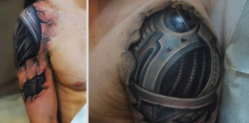4_Realistic Tattoos by Yomico Moreno