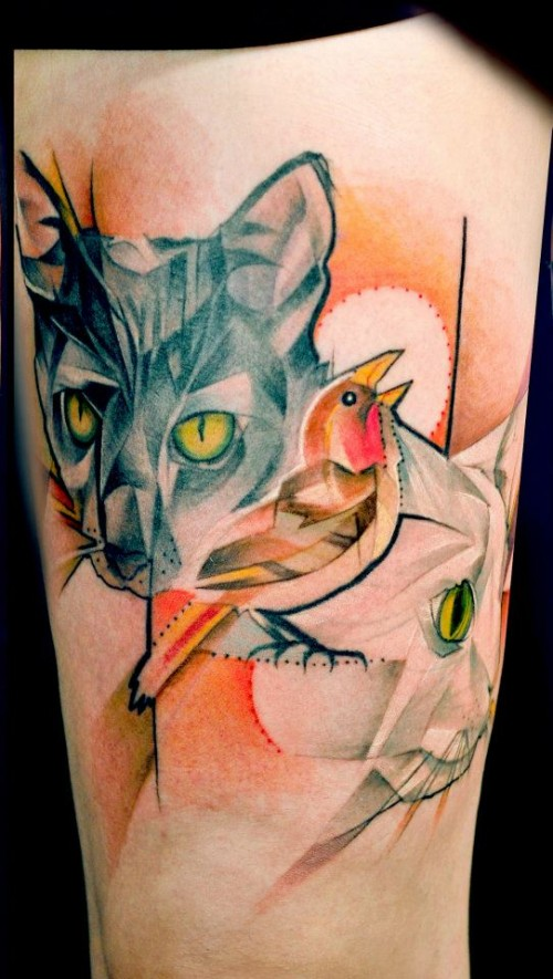 5_Tattoos by Marie Kraus