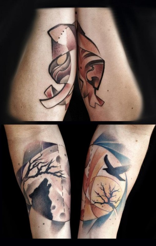 8_Tattoos by Marie Kraus