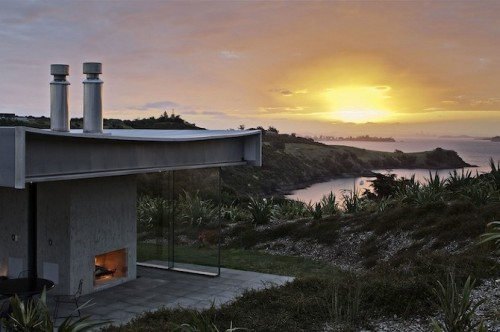 3_Island Retreat by Fearon Hay Architects