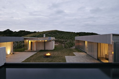 5_Island Retreat by Fearon Hay Architects