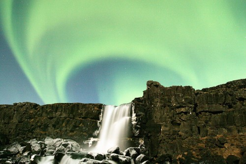 14_UFO Above The Waterfall in Oxara