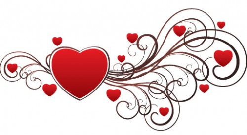14_Valentine Heart Vector Graphic