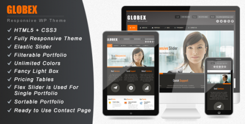 17_Globex - Responsive Business WordPress Theme