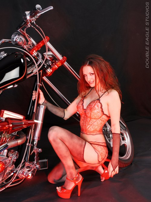 19_Body Paint and Motorcycles