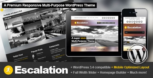 20_Escalation Responsive Allround Wordpress Theme