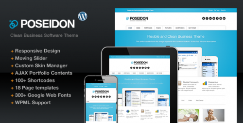 21_Poseidon Clean Design Business Software Company